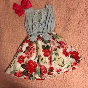 Other - Little girl dress 👗